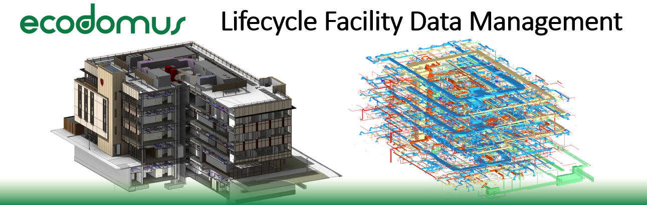 EcoDomus Lifecycle Facility Data Management