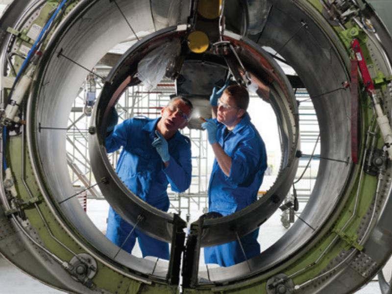Aerospace & Defense Company uses Acumen for Enhanced Usability & Earned Value Reporting