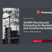 4D-BIM-Planning-and-Scheduling-for-Residential-and-Commercial-Builders
