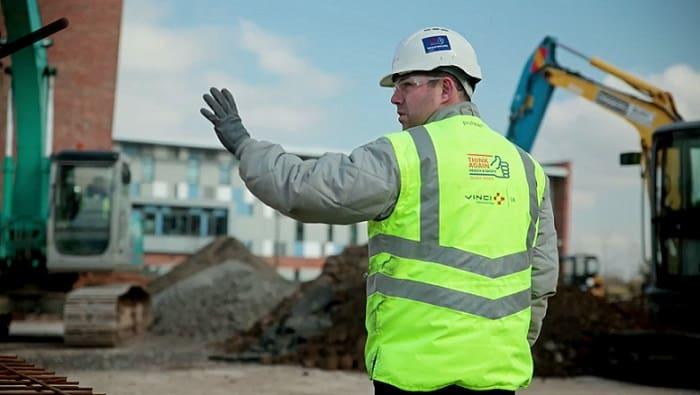 VINCI Construction UK's Building Division has entrusted Powerproject Vision